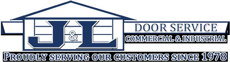 J&L Door Service Logo
