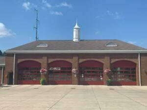 Fire Station Daytime