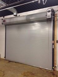 Roll up door Steel Service Door
