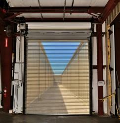 Super Imposed Combination Rolling Service Door