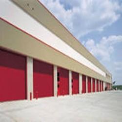 Commercial garage doors in Cleveland