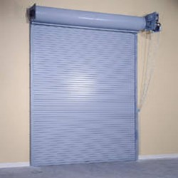 Commercial roll up doors in Chesterland