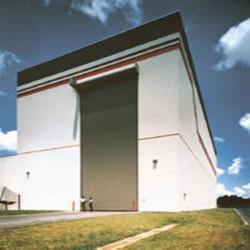 Commercial garage door in Mentor, OH